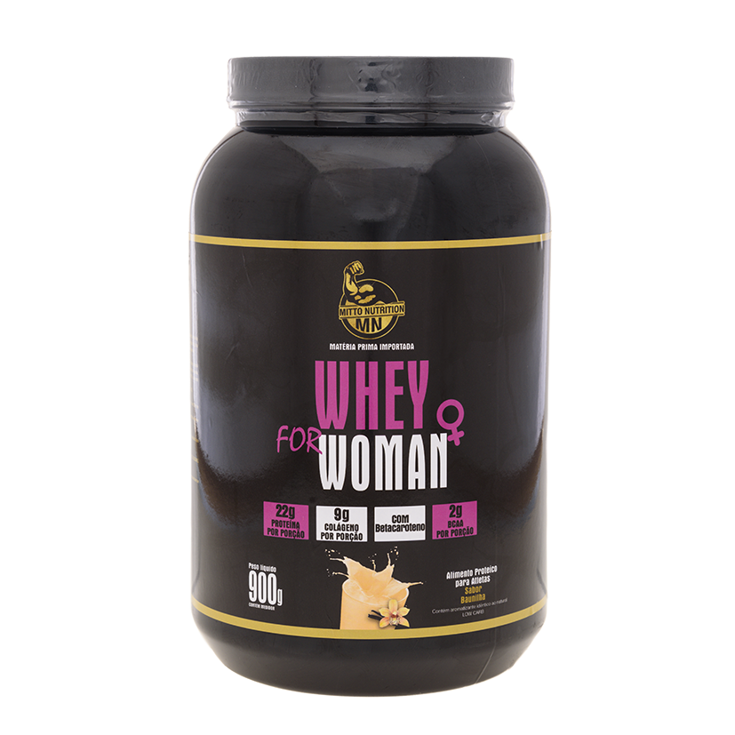Whey For Woman 900g