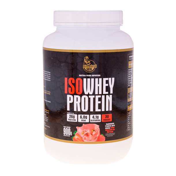 Iso Whey Protein 900g