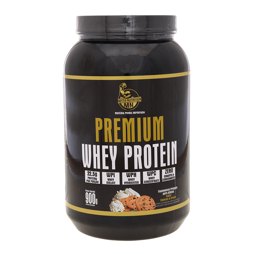 Premium Whey Protein(3W) 900g