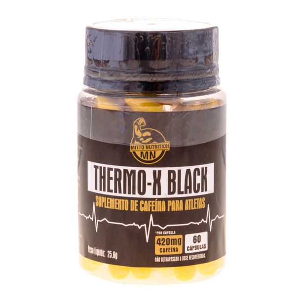 Thermo-X Black 60cáps