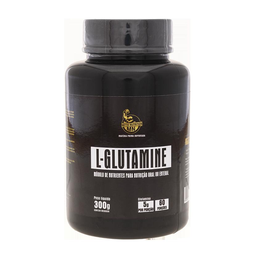 L-Glutamine 150g e 300g