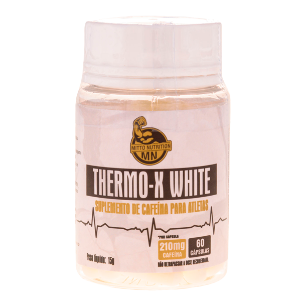 Thermo-X White 60cáps