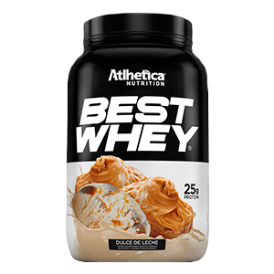 Best Whey Atlhetica Nutrition 900g