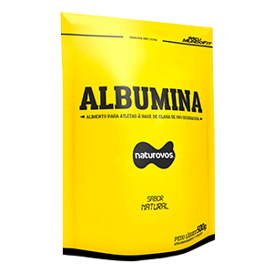 Albumina Naturovos 500g