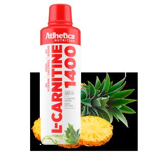 L Carnitine 1400 480ml Atlhetica