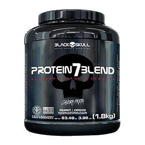 Protein7 Blend Black Skull 1,8kls
