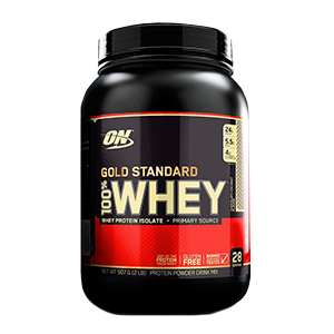 Whey Gold 100% 2.4lbs Optimum Nutrition